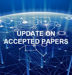 Update on accepted papers