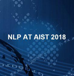 NLP at AIST 2018